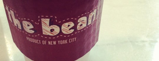 The Bean is one of Manhattan Essentials.