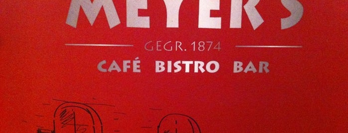 MEYER'S is one of C & anderes Sachsen.