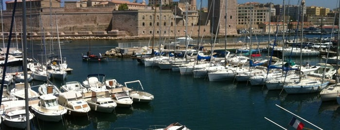 Rowing Club de Marseille is one of MRS.