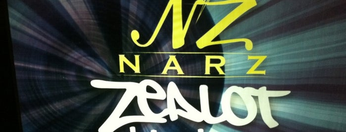 NARZ Club Bangkok is one of Girls Night Out .