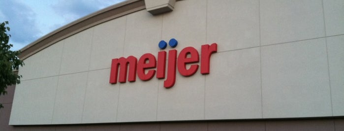Meijer is one of Favorites.