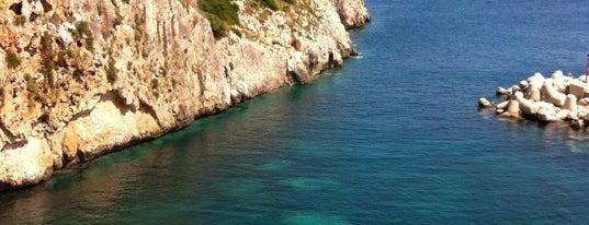 Porto Di Castro is one of South Italy.