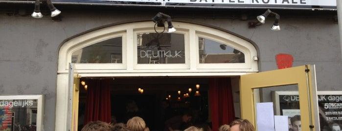 De Uitkijk is one of Amsterdam.