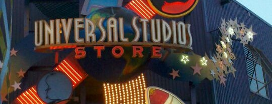 Universal Studios Store is one of Florida.