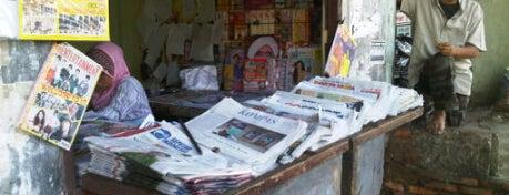 Agen Koran Prapatan PAL is one of Must Visit in Kelapa Dua.