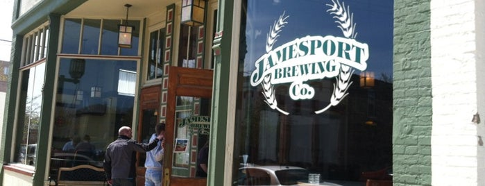 Jamesport Brewing Company is one of Michigan Breweries.