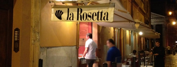 La Rosetta is one of Rome.
