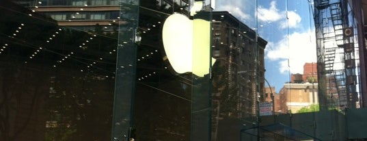 Apple Upper West Side is one of Ultimate NYC Nerd List.