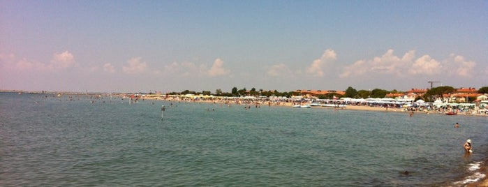 Spiaggia Vecchia is one of Favorite Great Outdoors.
