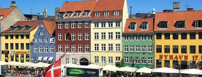 Café Charlottenborg is one of Copenhagen.