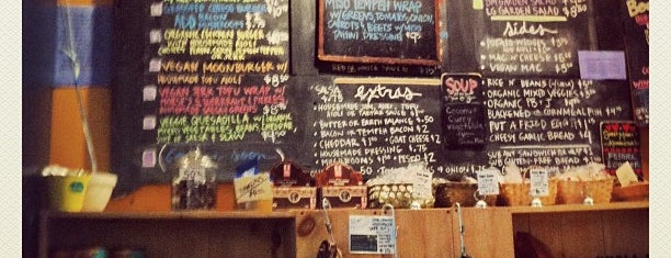 Local Sprouts Cafe is one of The 15 Best Places for a Vegan Food in Portland.