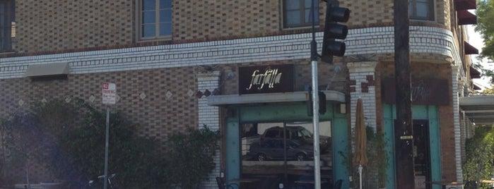 Farfalla Trattoria is one of Restaurants.