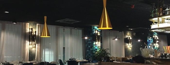Yubá is one of Restaurantes Malaga.