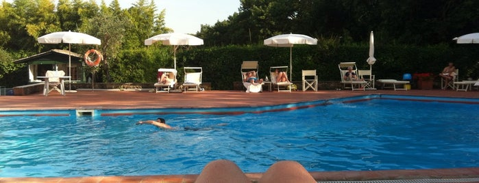 Hotel Garden is one of 4sq Specials in Tuscany.