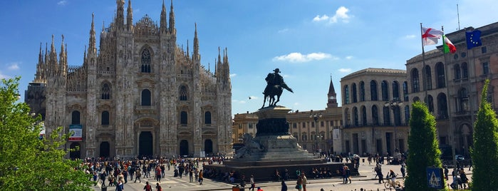 Milano City Sight Seeing Tour is one of Italy.