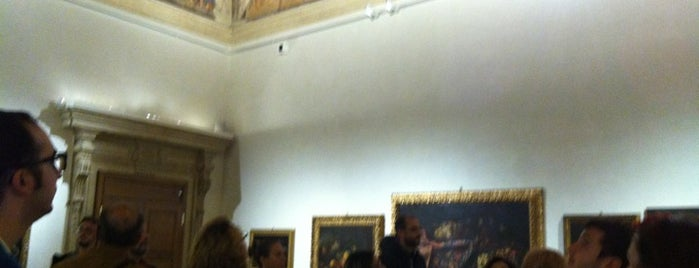 Palazzo Fava - Palazzo delle Esposizioni is one of #4sqCities#Bologna - 80 Tips for travellers!.