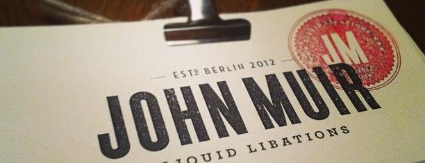 John Muir is one of BERLIN TAG und NACHT.