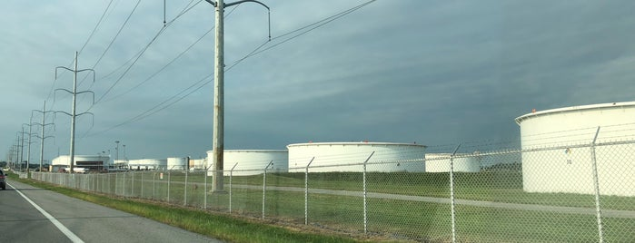 Delaware City Refinery is one of Been there / &0r Go there.