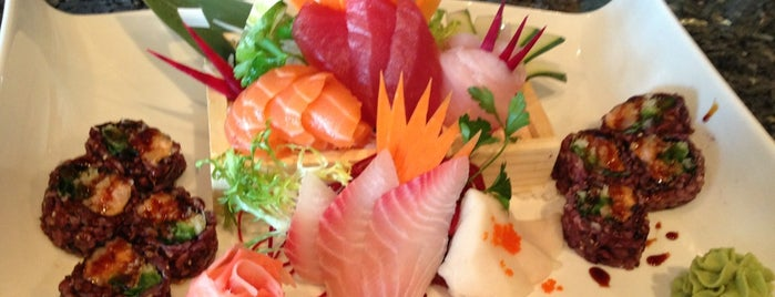 Osaka Sushi And Steak is one of RVA Best Food Spots.
