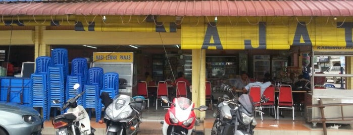 Restoran Najath is one of @Bentong, Pahang.