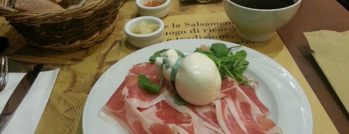 Salsamenteria di Parma is one of i posti di Nat - mangiare a Milano.
