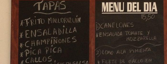 Sa Cantina is one of ¡Palma está en mi alma!.