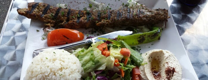 Sultan's Kebab is one of Pleasanton, CA - Fave Places.