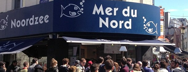 La Mer du Nord is one of BRUXELLES.