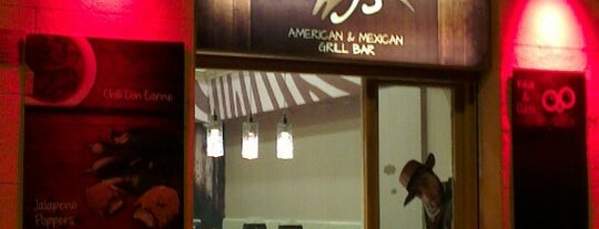 W35 American & Mexican Grill Bar is one of Meg kéne nézni.