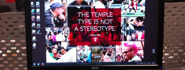 The TECH Center is one of Temple University.