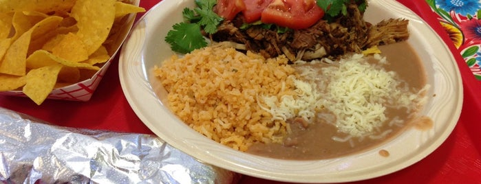 The Original Burrito & Co. is one of The 15 Best Inexpensive Places in Phoenix.