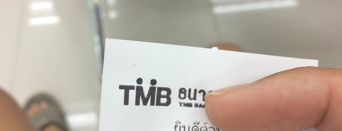 TMB BANK is one of ?.