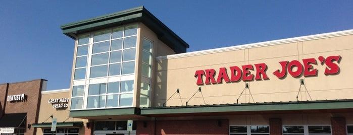 Trader Joe's is one of Footprints in charlotte.