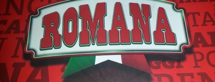 Pizza Romana is one of Lugares.