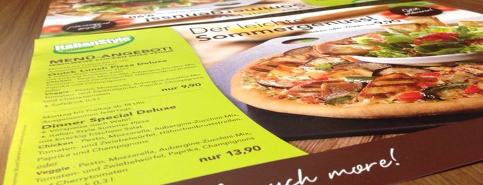 Pizza Hut is one of Barometer Frankfurt 2014 - Teil 1.