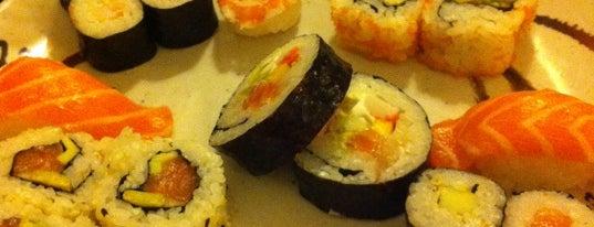 Gokobe is one of Sushi.