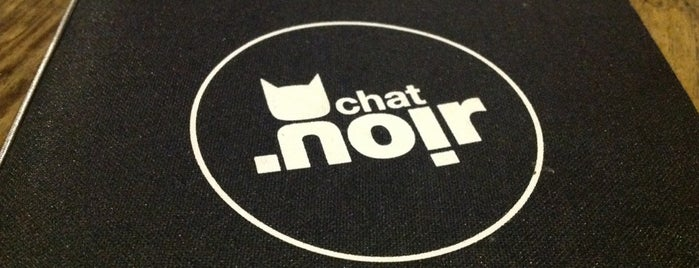 Le Chat Noir is one of Top Places Geneva.