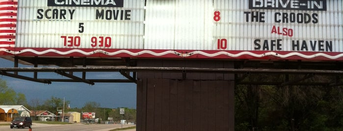Last Drive-In Picture Show is one of Temple....