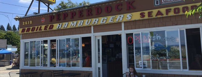 Pepperdock Restaurant is one of Seattle Summer 2013 To Do List.
