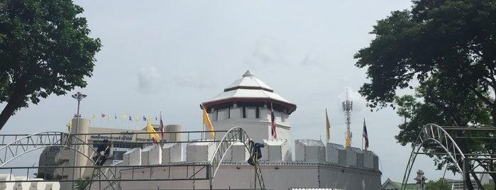 Maha Kan Fort is one of Around Bangkok | ตะลอนทัวร์รอบกรุงฯ.