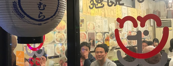 麺飯専門店 笑顔(にこ) is one of 再来してもよいラーメン店.