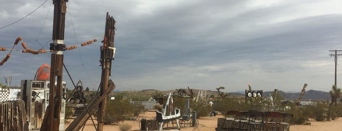 Noah Purifoy Outdoor Desert Museum is one of Nikki Kreuzer's Offbeat L.A..
