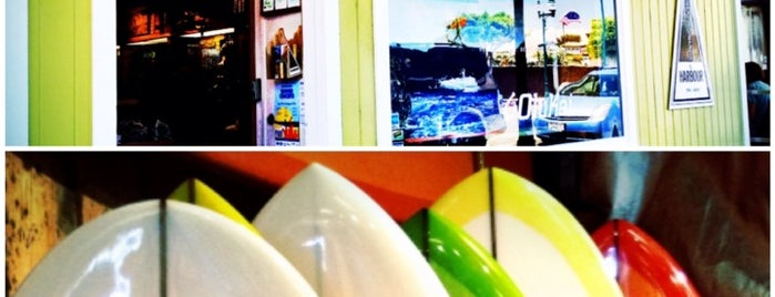 Harbour Surfboards is one of Pick up HDX Hydration Mix here!.