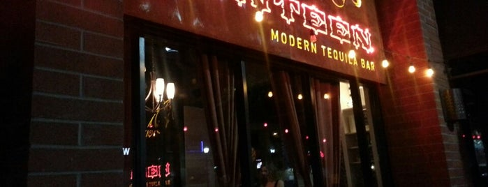 Canteen Modern Tequila Bar is one of Guide to Tempe's best spots.