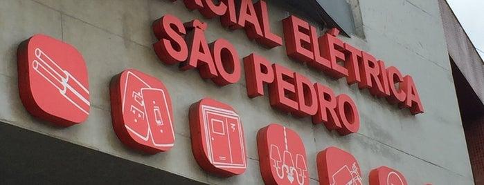Comercial Elétrica São Pedro is one of Vivo Valoriza.