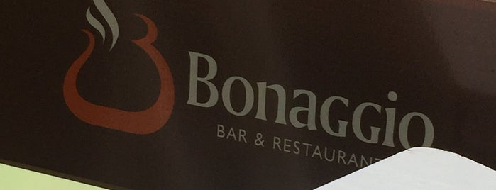 Bonaggio Bar & Restaurante is one of Restaurantes e Afins.