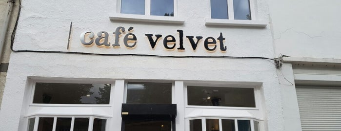 Cafe Velvet Brussels is one of BE other.