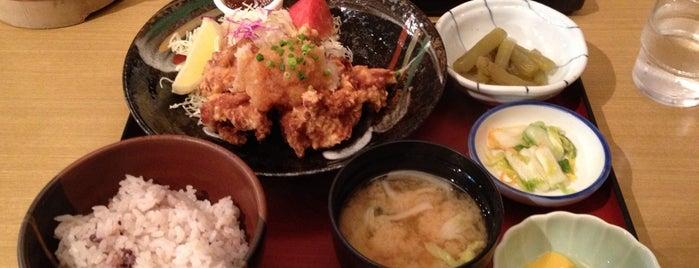 おかわり1・4食堂 is one of Cafe*レストラン/飲食.