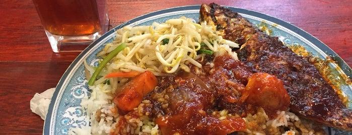 Restoran Raso Omak Den is one of Makan @ KL #1.