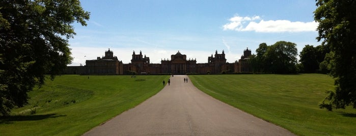 Blenheim Palace is one of PIBWTD.
